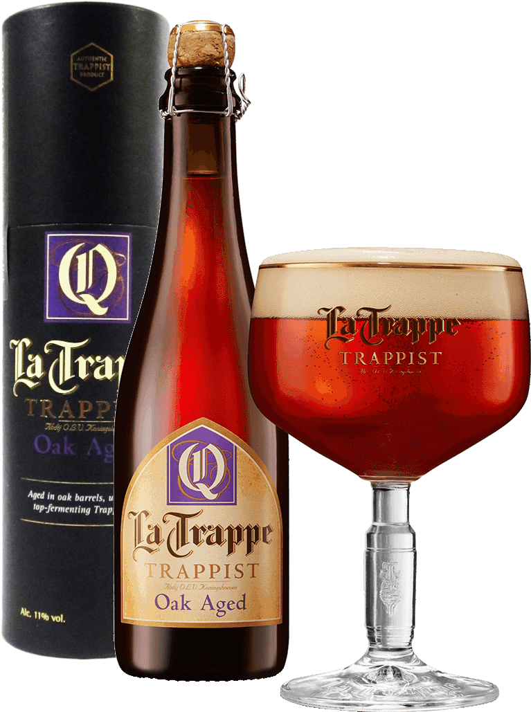 La Trappe Quadrupel Oak Aged Batch 25
