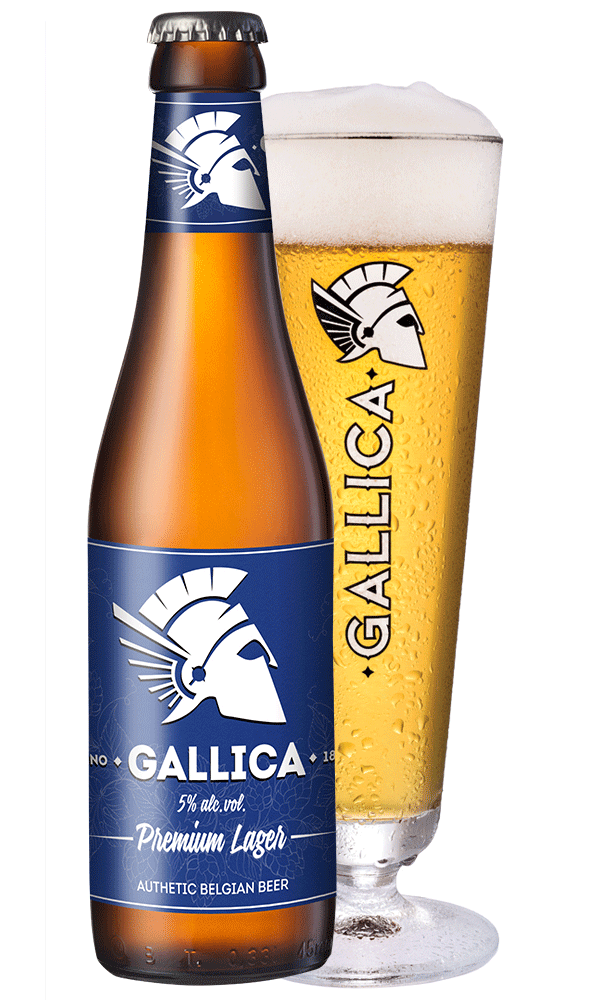 Gallica Premium Lager