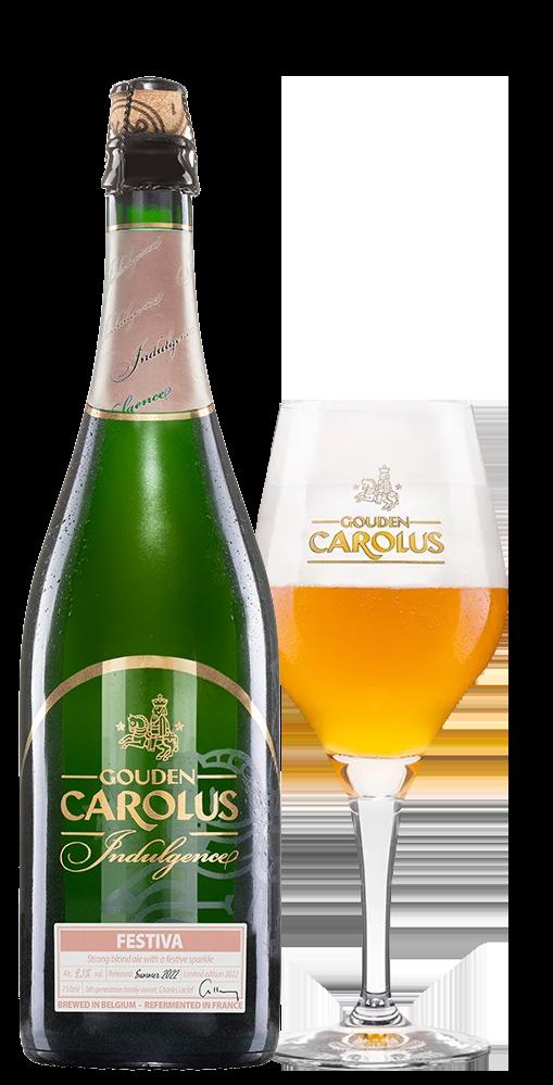 Gouden Carolus Indulgence - Whisky Infused