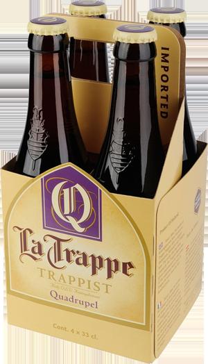 La Trappe Quadrupel 4-es csomag