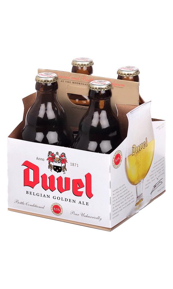 Duvel 4-es csomag