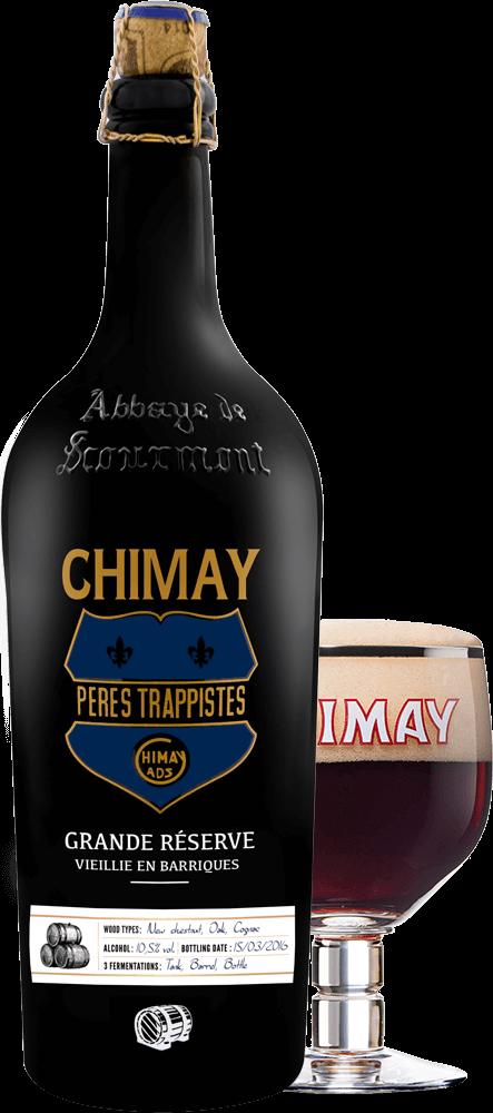 Chimay Grande Réserve Cognac Barrel Aged 2016