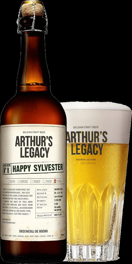 Arthur's Legacy Happy Sylvester