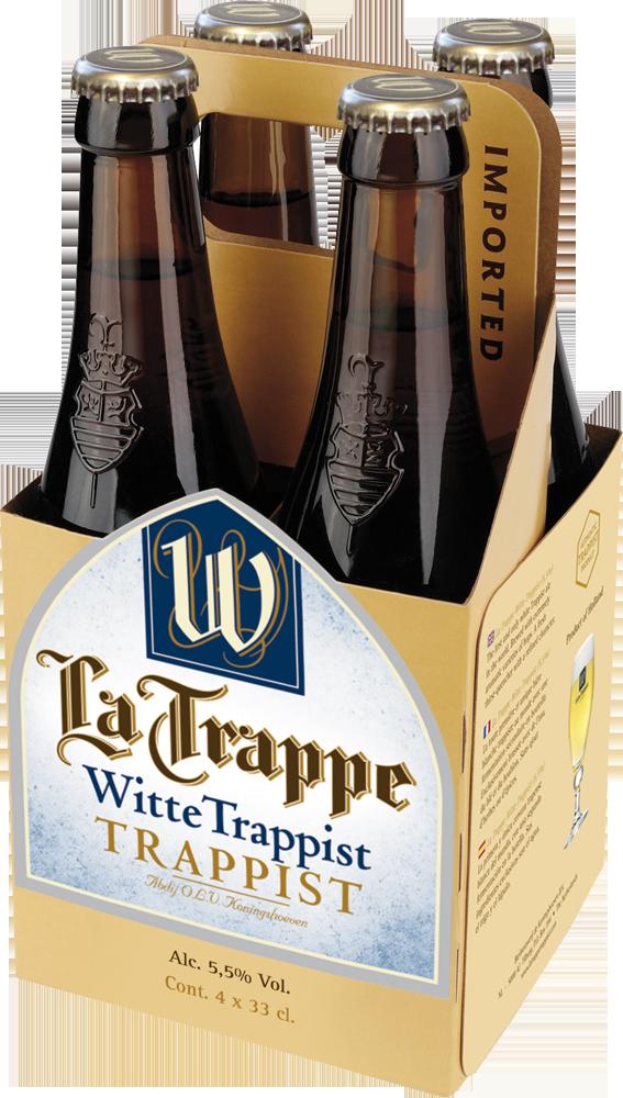 La Trappe Witte 4-es csomag