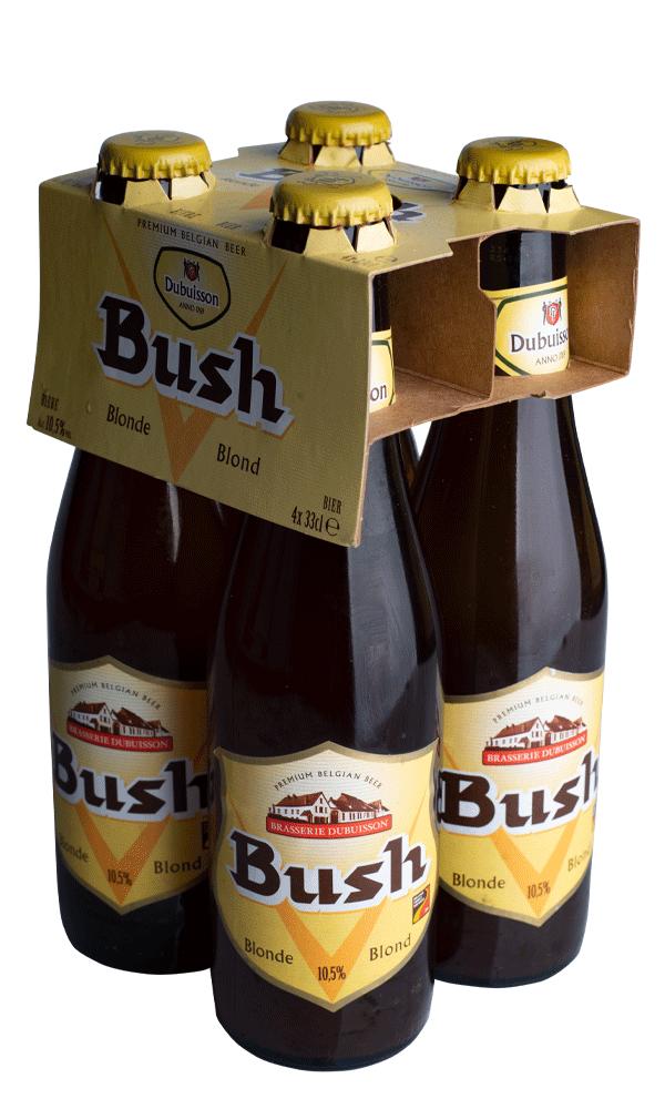 Bush Blond 4-es csomag 3-at fizet 4-et kap
