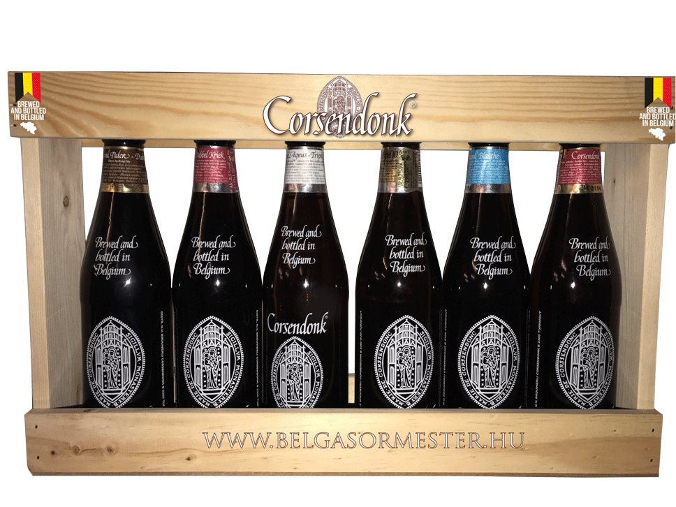 Corsendonk Discovery Pack