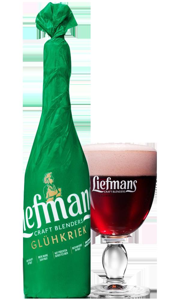 Liefmans Glühkriek Téli forralt sör
