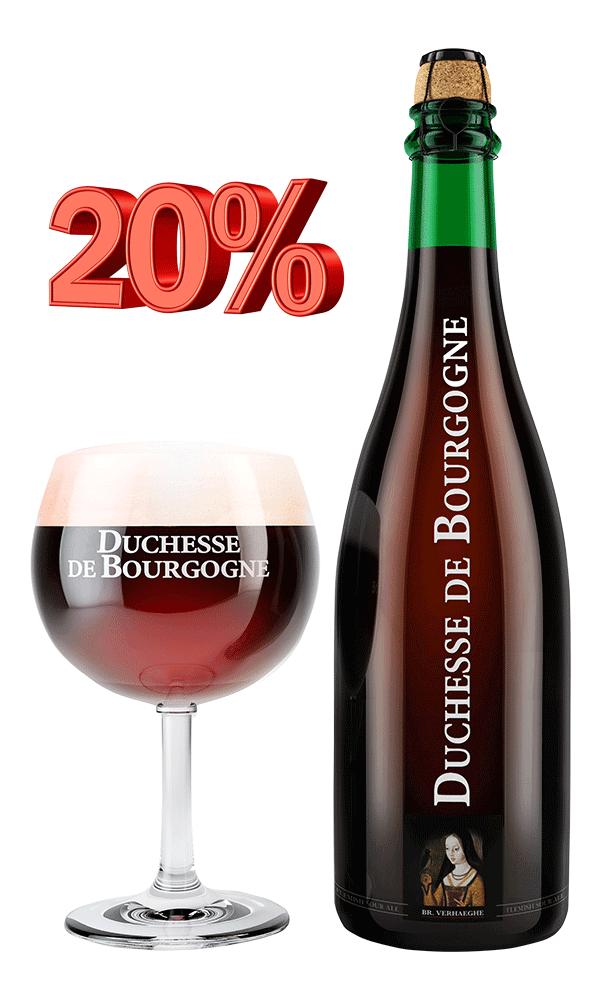 Duchesse De Bourgogne 0,75