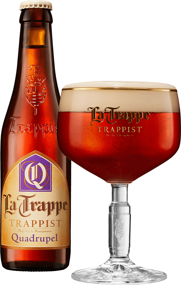 6db La Trappe Quadrupel ajándék pohárral