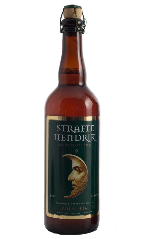 Straffe Hendrik Tripel 0,75
