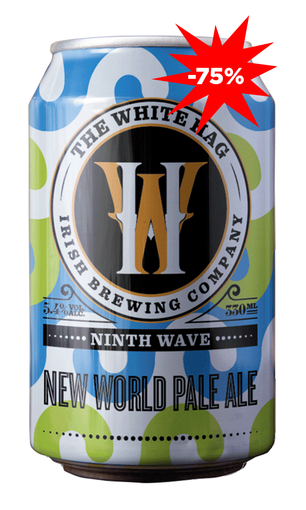 The White Hag New World Pale Ale
