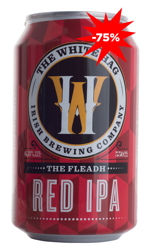 The White Hag Red IPA
