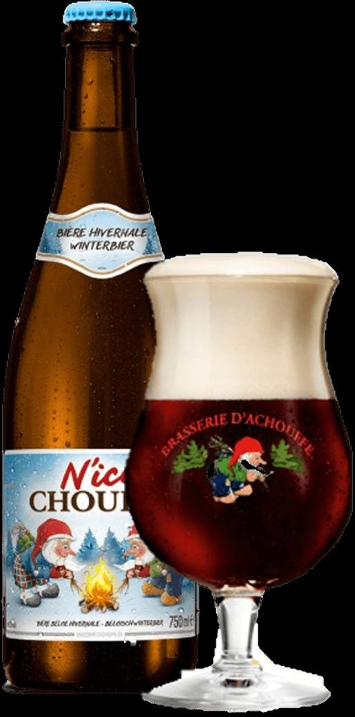 N'ice Chouffe 0,75