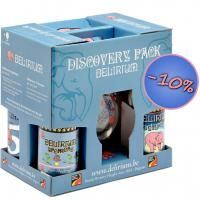 Delirium Discovery Pack