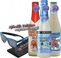 Delirium csomag ajándék napszemüveggel