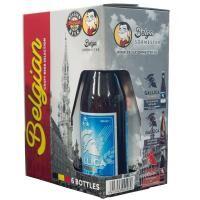 Belgian Craft Beer Selection