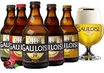 Gauloise kóstolócsomag ajándék söröspohárral