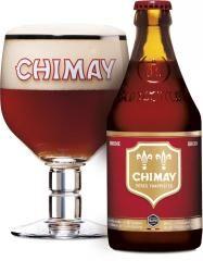 6db Chimay Rouge ajándék pohárral