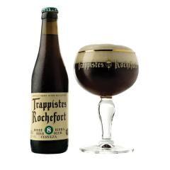 6db Trappistes Rochefort 8 ajándék pohárral