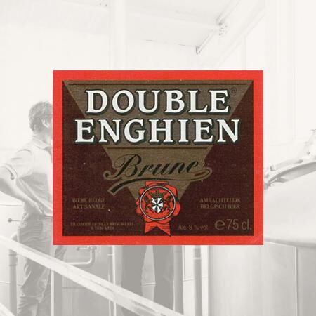 Double Enghien Brune