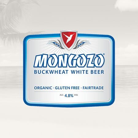 Mongozo Buckwheat White