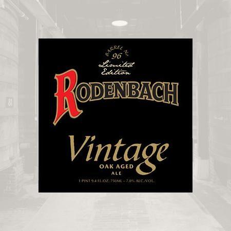 Rodenbach Vintage 2012