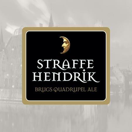 Straffe Hendrik Quadruple