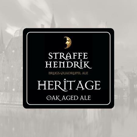 Straffe Hendrik Heritage 2013