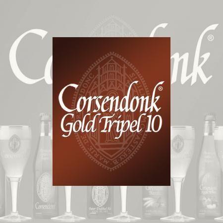 Corsendonk Gold Tripel 10