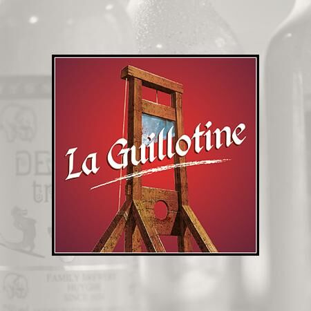 La Guillotine Partyhordó
