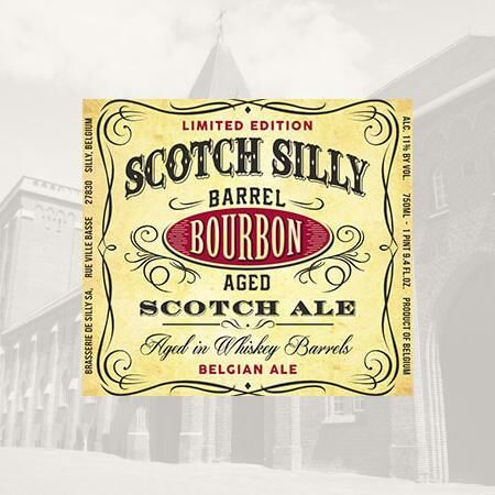 Cognac Barrel Aged Scotch Silly