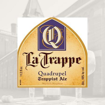 La Trappe Quadrupel Ajándékcsomag