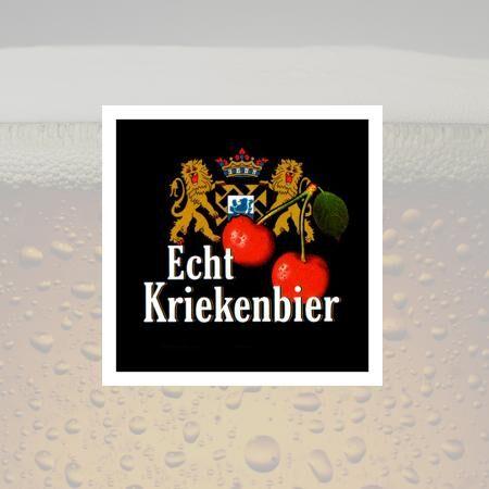 Echte KrieknBier 0,75