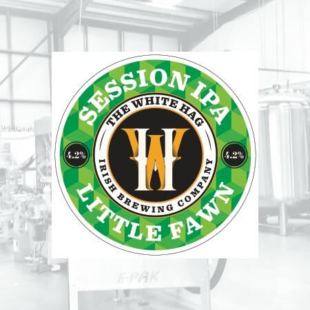 The White Hag Session IPA/üveges
