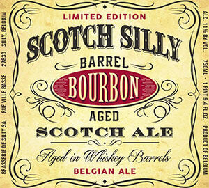 Barrel aged special - Limited edition