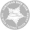 2014 Silver Award: European Beer Star, Belgian Style Witbier