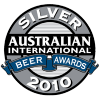 2010 Silver Medal: Australian International Beer Awards Belga és Francia Stílusú Ale