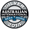 2014 Silver Medal: Australian International Beer Awards Lambic Beers