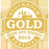 2012 Stockholm Beer & Whisky Festival, Gold Medal - Belgian Ale 6% +