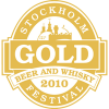 2010 Stockholm Beer & Whisky Festival, Gold Medal (Beer with Special Tastes)