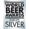 2013 Silver Award: World Beer Awards Pale Beer Europe's Best Belgian