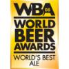 2008 Gold Award: World Beer Awards World's Best Ale