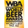 2008 Gold Award: World Beer Awards World's Best Pale Beer