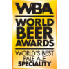 2011 Gold Award: World Beer Awards Pale Beer World's Best Különleges Pale Ale