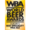 2011 Gold Award: World Beer Awards Pale Beer Europe's Best Különleges Pale Ale