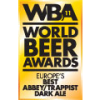 2011 Gold Award: World Beer Awards Dark Beer Europe's Best Abbey/Trappist Dark Ale