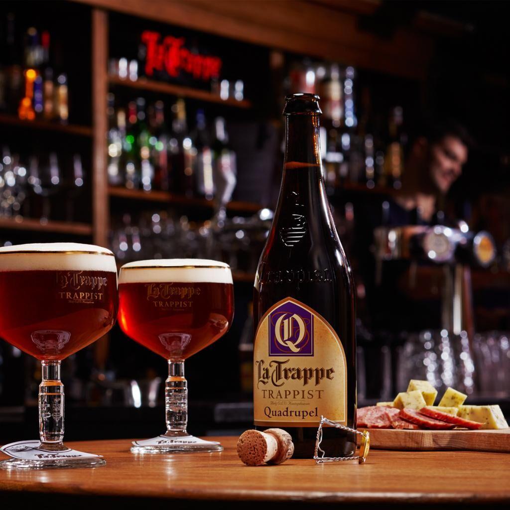 La Trappe sör és sajtkóstoló