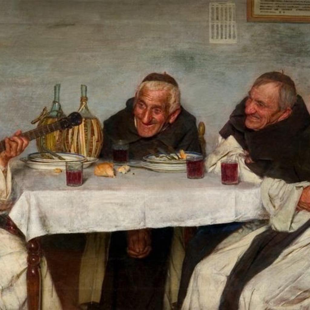 Az első apátsági sör
