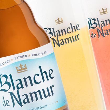 Blanche de Namur - Du Bocq sörkóstoló