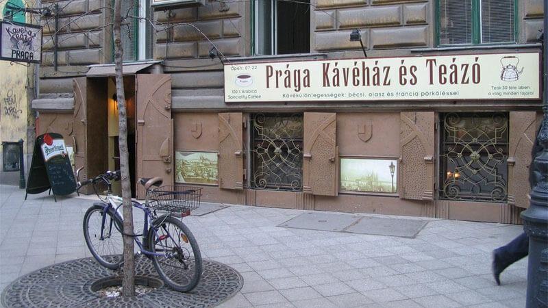 Prága Kávéház